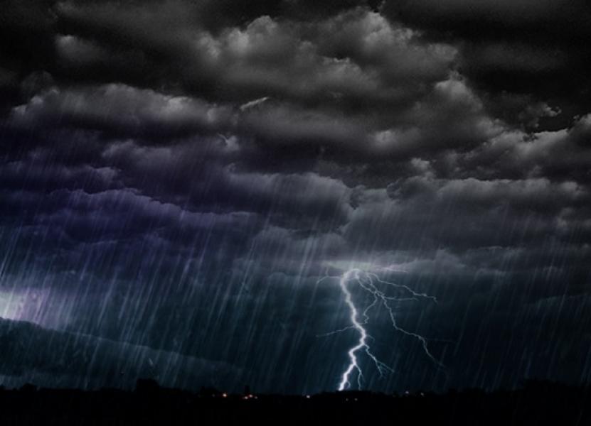 Defesa Civil alerta para risco de tempestade no Planalto Sul