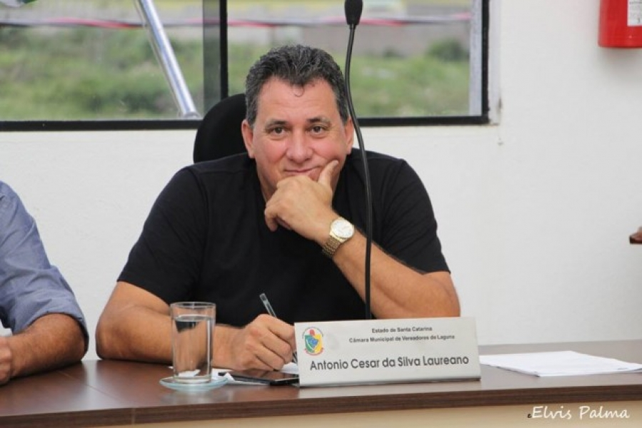 Tono Laureano (MDB) tem mandato cassado por unanimidade