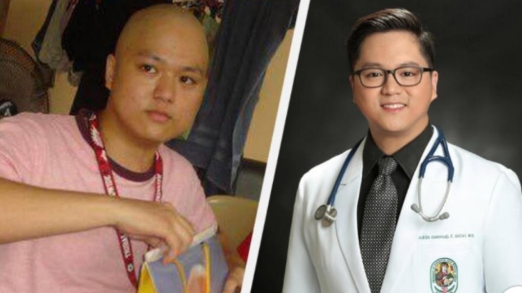 """Jovem curado de câncer se torna médico: """"Eu serei um instrumento de Deus"""""""