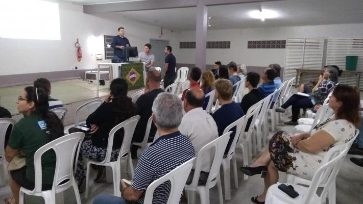 Oficina participativa discute o novo PMMA em Imbituba | Notisul - Um Jornal de Verdade - Portal Notisul