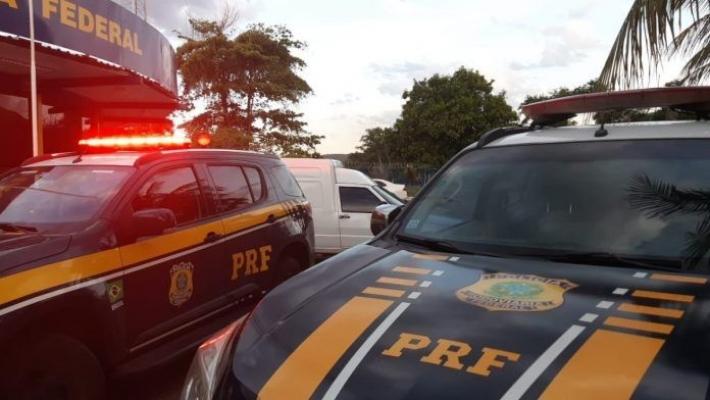 Moradores de Laguna são flagrados com mercadoria clandestina em Catanduvas | Notisul - Um Jornal de Verdade - Portal Notisul