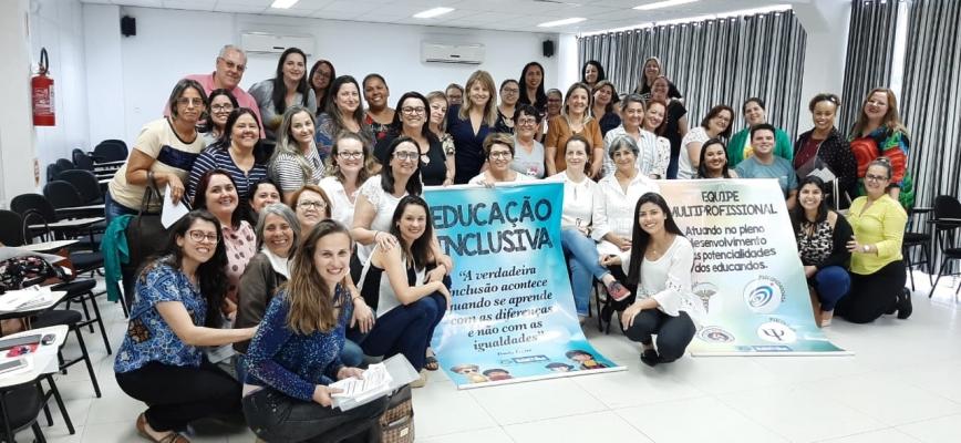 5º Workshop sobre educação inclusiva é realizado em Imbituba | Notisul - Um Jornal de Verdade - Portal Notisul