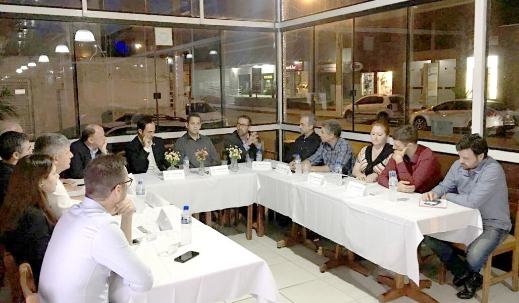 Empresários do Sul buscam companhias aéreas para Jaguaruna