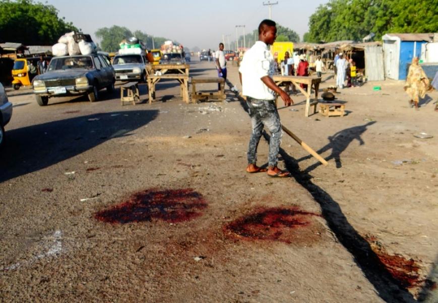 Pelo menos 50 mortos em atentado suicida na Nigéria