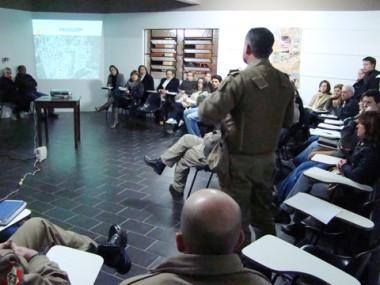 Policiais militares apresentaram relatório de ocorrências.