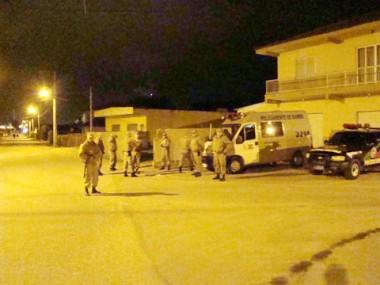 Operação Fecha Quarteirão foi realizada de quinta-feira até domingo, no Fábio Silva e na Área Verde, em Tubarão.