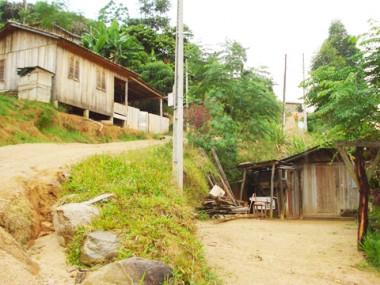 Um dos projetos habitacionais de São Ludgero é retirar as famílias que vivem em locais de risco no município,