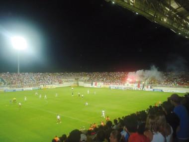 O palco da partida de hoje é o Estádio João Marcatto. A diretoria do Juventus aguarda um bom público.