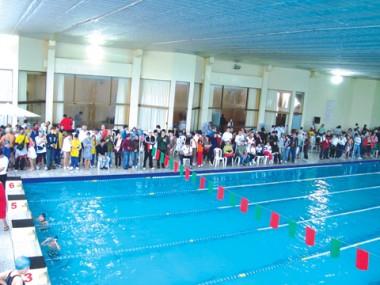 Lucas Remor conquistou a sua medalha em piscinas de 25 metros. É a primeira de Tubarão no Jasc