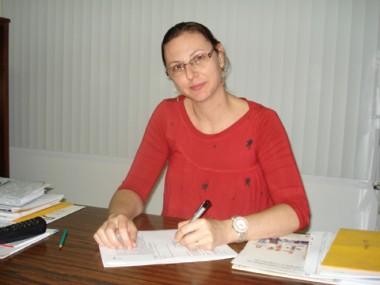 Secretária Eliane Fregulia convoca os moradores a discutir, hoje, a elaboração do Plano Municipal de Saúde.