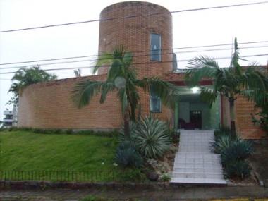 O novo endereço da casa de Semi-Liberdade fica no centro de Tubarão e é considerado um bom local.