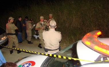 Diego de Oliveira Fogaça, 24 anos, foi morto por três disparos no bairro Cruzeiro, quinta-feira.