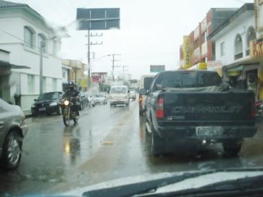 O Trânsito de São Ludegro sofrerá algumas readequações.