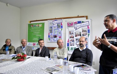 Comunicadores de Tubarão falaram sobre a trajetória da mídia na região e a evolução tecnológica.