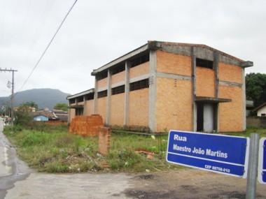 Local onde, na teoria, funcionará a Casa de Semilliberdade de Tubarão fica  no bairro Humaitá de Cima, a menos de um quilômetro do Presídio Regional.
