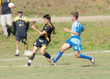 O jogo ocorreu sábado, no Centro de Treinamento Toca do Tigre, em Criciúma.