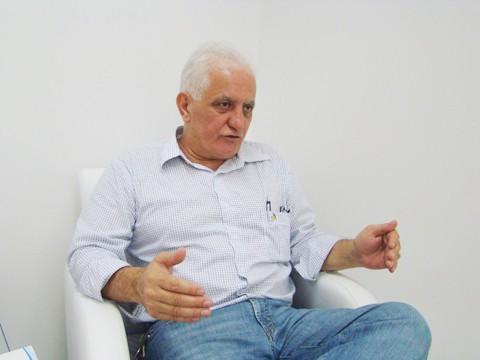 Prefeito em exercício, João Batista de Andrade é o idealizador do plano.