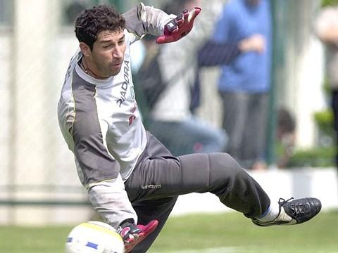O Imbituba contratou o jogador mais velho deste Estadual, o experiente jogador Sérgio, 39 anos