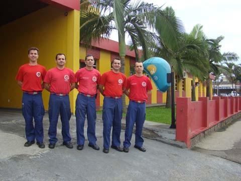Os bombeiros de Tubarão já estão preparados para receber as doações.
