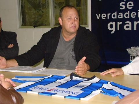 Licão foi um dos esportistas destaques de 2010 e garante que o Peixe conseguirá a vaga dentro de campo