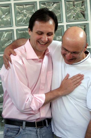 """Pepê não quer descartar repetir o palanque vencedor à prefeitura de Tubarão em 2008. Mas avisa: """"Não há racha ou brigas dentro do partido"""""""