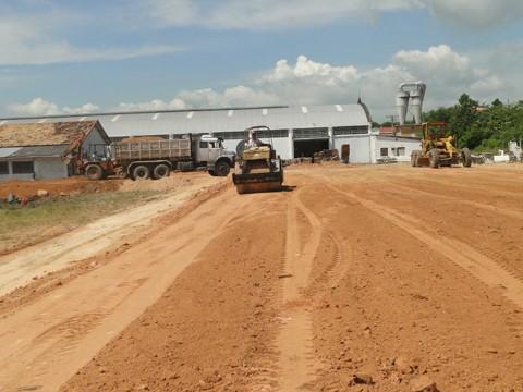 Unidade da Kleiner Schein em Capivari de Baixo começará a ser ampliada assim que a preparação do terreno for finalizada.