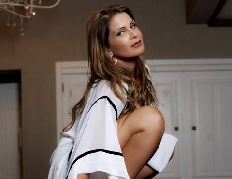 Rita trabalha há mais de 15 anos com palestras e cursos sobre sensualidade e autoestima.