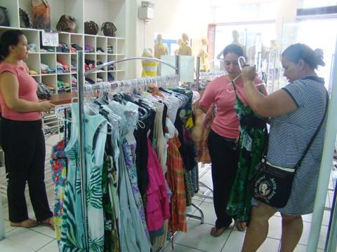 Os proprietários da Loja Toque de Pele decidiram não abrir na segunda e terça-feira de Carnaval.