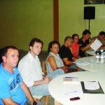 Mais de 200 moradores e autoridades, entre eles o vice-prefeito Pepê Collaço (PP), policiais militares e civis, além da coordenadora do Conselho Comunitário de Segurança (Conseg), Geni Ana Bortoncello, participaram.