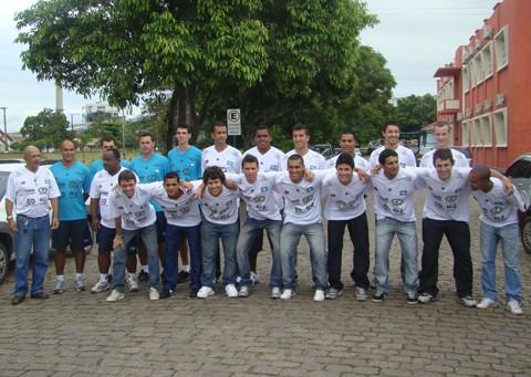 Comissão técnica e jogadores demonstraram otimismo para a temporada 2011.
