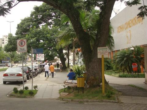 A recuperação da ciclovia na rua Marcolino Martins Cabral está inclusa nas obras de recuperação.