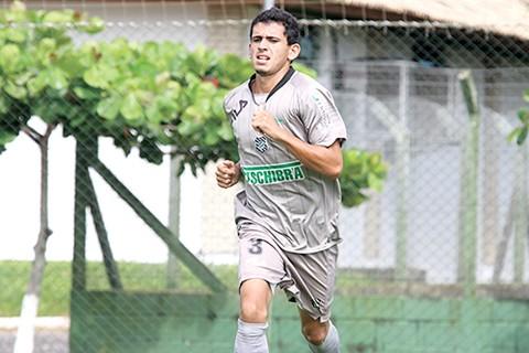 Leonardo pode estrear pelo Figueira na final do turno, domingo.