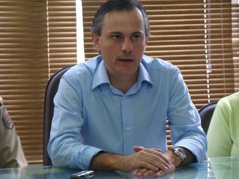 Prefeito Beto Martins anunciou as mudanças no secretariado executivo ontem