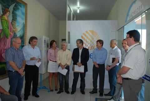 Entrega dos equipamentos, cujo investimento alcança os R$ 81,1 mil, foi realizada ontem pela manhã