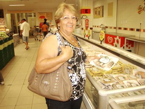 Maria largou a carne nas quartas e sextas-feiras durante a Quaresma.