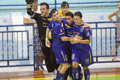 A ADU fará o primeiro jogo do ano em casa pela liga neste sábado   -  Foto:Marco Santiago/Jornal Notícias do Dia/Notisul