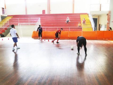 Os jogos de futsal serão realizados no Ginásio Juan Manuel dos Santos  -  Foto: Acesc/Capivari/Notisul