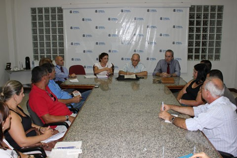 Após reunião, moradores do Parque das Torres contarão com projetos sociais na localidade  -  Foto: Cristiano Soares/Prefeitura de Tubarão/Notisul