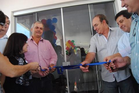 O Ciaca tem capacidade para atender 20 crianças e adolescentes. A festa de inauguração, ontem, emocionou a todos  -  Foto:Chênia Cenci/SDR-Braço do Norte/Notisul