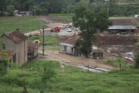 Em obras desde janeiro deste ano, os trabalhos de pavimentação da SC-382 seguem em ritmo acelerado. Fotos: Lucas Colombo/Jornal da Manhã/Notisul