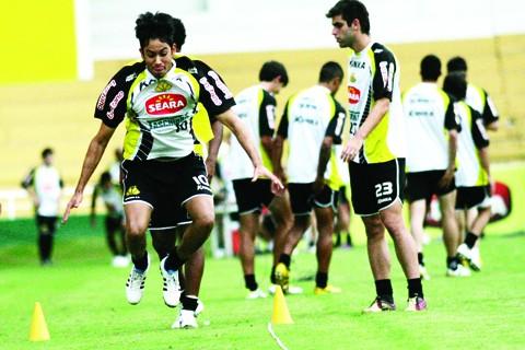 Rampinelli espera que a equipe faça uma boa campanha  na Série B  -  Foto:Fernando Ribeiro/Criciúma E.C./Notisul