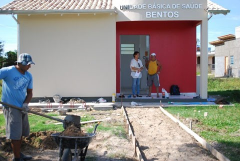 Unidade de Bentos está quase pronta. Inauguração ocorre nas próximas semanas - Foto:Prefeitura de Laguna/Divulgação/Notisul