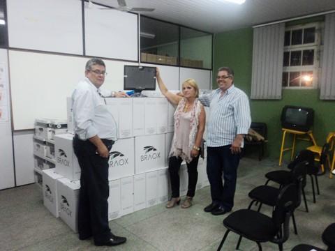 Os 27 equipamentos começam a ser instalados nas unidades de saúde de Tubarão já nesta semana.