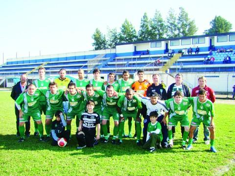 O Palmeiras de Congonhas é o atual campeão da competição