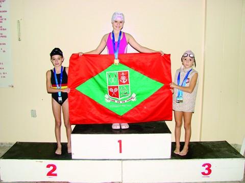 Clube 29 ficou com o título nas duas categorias   -  Foto: ATN/Divulgação/Notisul
