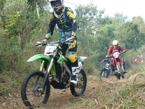 Competição de motociclismo somará pontos por vários campeonatos