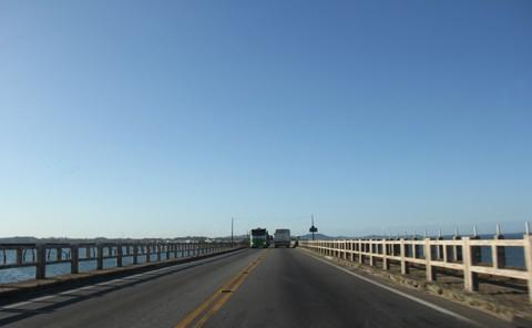 A licitação da nova ponte teve valor de saída de R$ 605.452.584,97. Foi vencida pelo consórcio Camargo Corrêa/M. Martins/Construbase, pelo preço de R$ 597.190.345,20, há um ano
