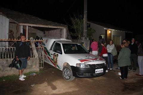 Ruan foi assassinado dentro da própria casa com quatro tiros.