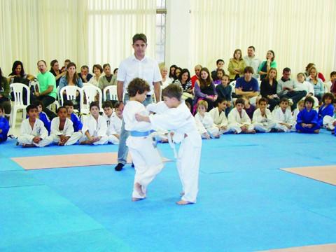 Competição recebeu atletas de várias categorias