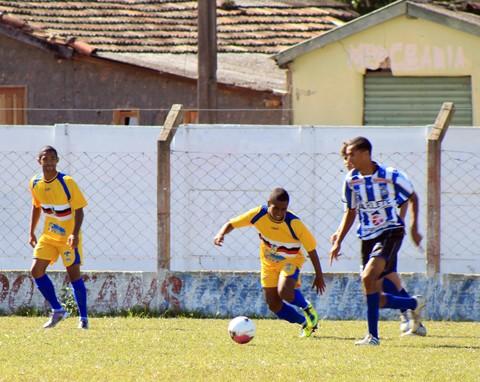 Os jogos ocorreram  no estádio do União, em Nova Brasília  -  Foto:João Batista Coelho Jr/Imbituba F.C./Notisul